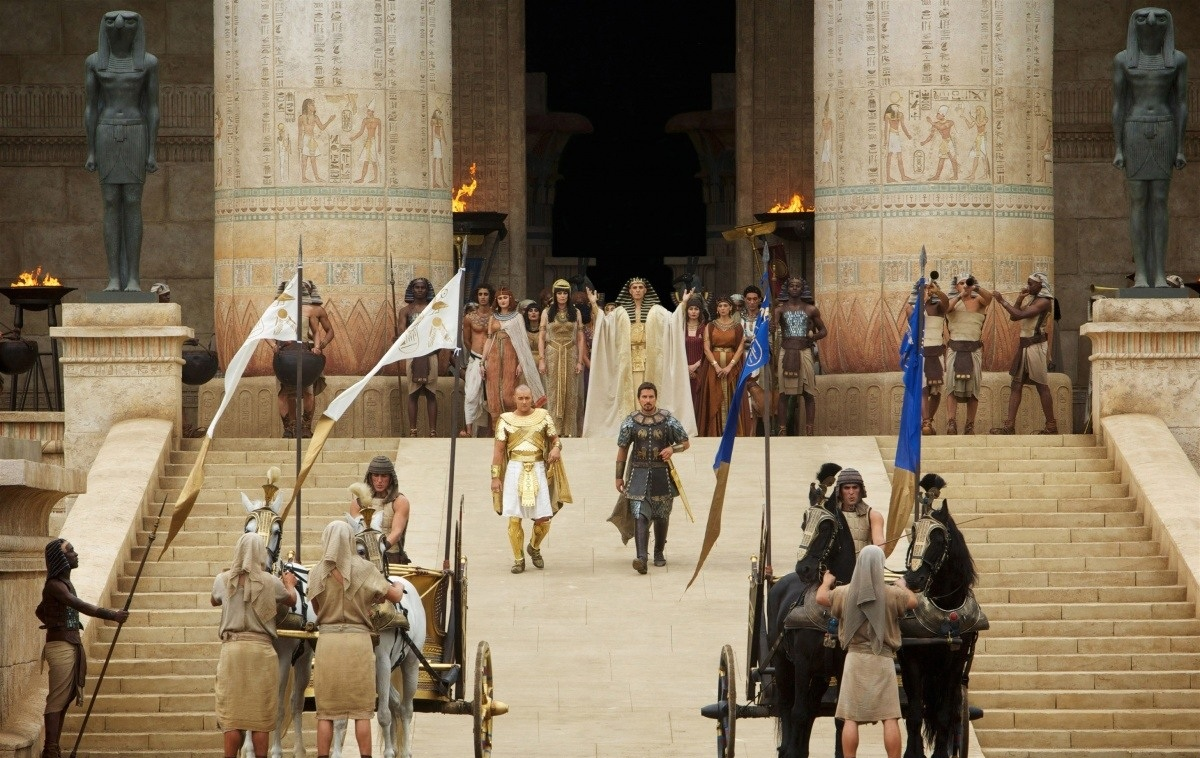Exodus: Gods and Kings 2014 - Watch Movies Online Free