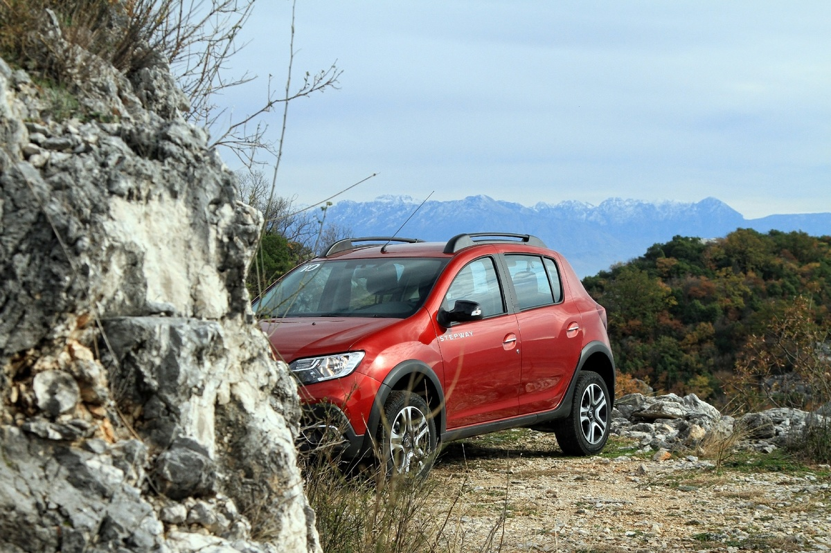 Что не так с обновленным Renault Sandero Stepway 2