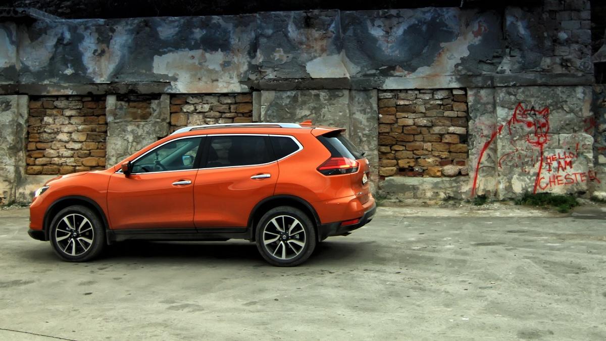 Обновленный Nissan X-Trail подружили с «Яндексом». А толку-то?