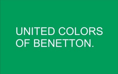 Сеть магазинов Benetton г. Екатеринбург