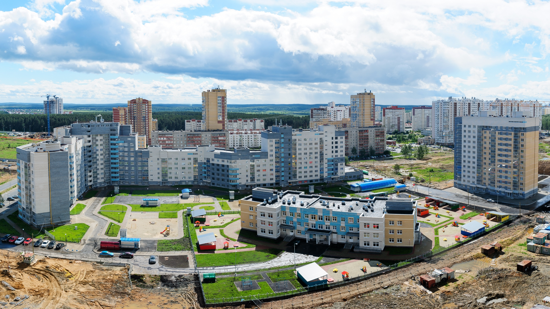 Жилой комплекс «Балтийский»