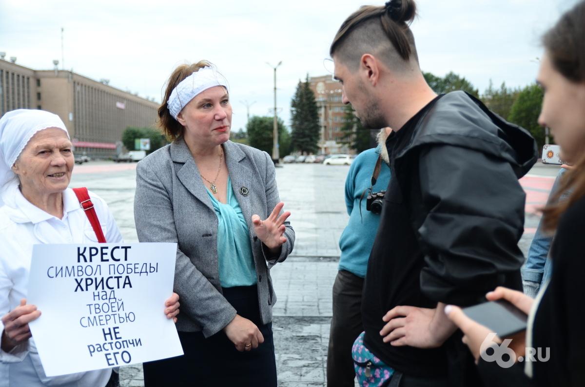 Всеволод Чаплин объявил, что против восстановления работы Покраса Лампаса готовят пикеты