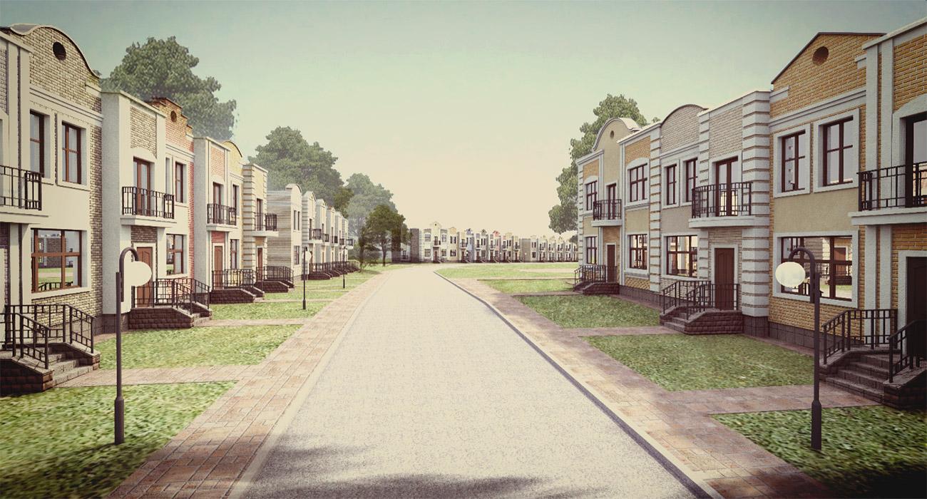 Район загородных квартир «Ливерпуль»