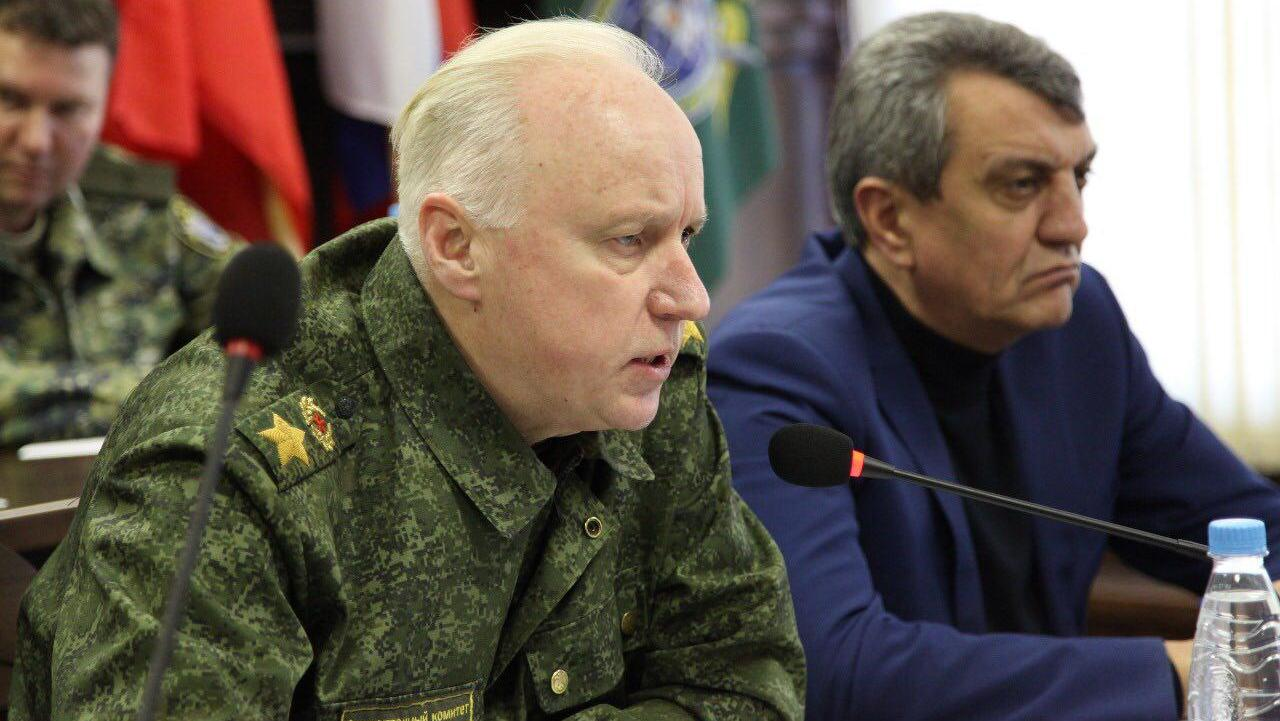 Число задержанных поделу опожаре вТЦ вКемерове возрастет - Бастрыкин