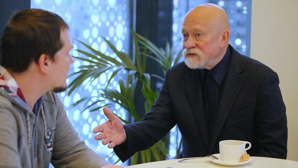 «Будет не хуже, чем Ельцин-центр». Екатеринбургское метро спроектирует глава Союза архитекторов России