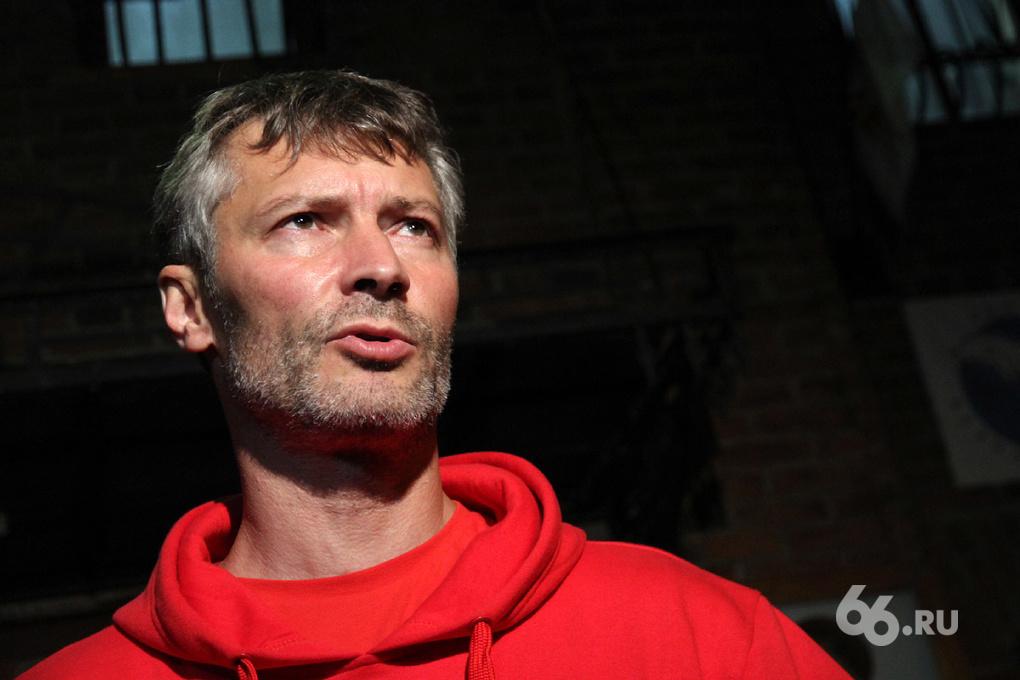 Ройзман продолжает лидировать на выборах в мэры Екатеринбурга