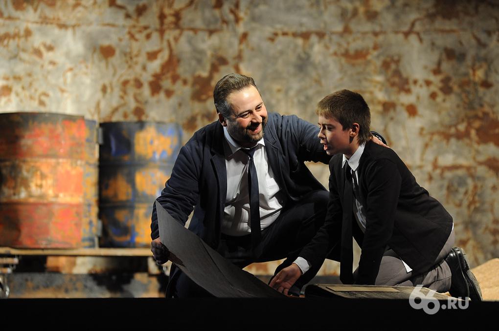 «Борис Годунов»: опера за железным занавесом
