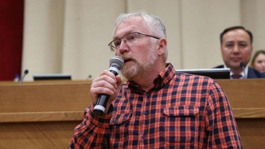 Константина Киселева оштрафовали за участие в форуме независимых депутатов в Москве