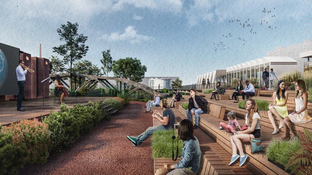 Российским городам раздали 10 млрд на строительство парков и набережных. Пять самых интересных проектов