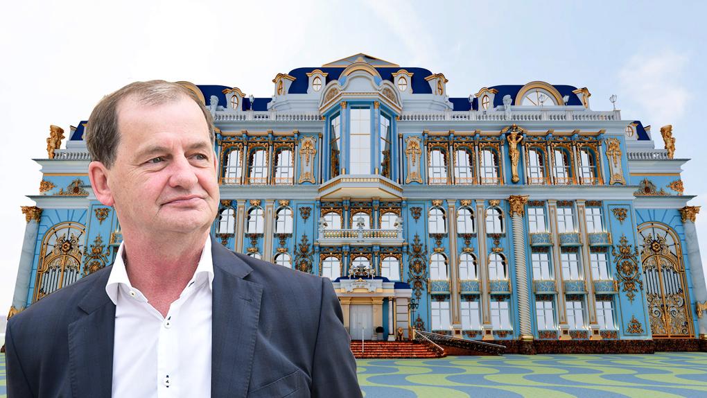 «Я сам себе дизайнер»: Андрей Симановский показал, какой станет «золотая школа» на Вторчермете
