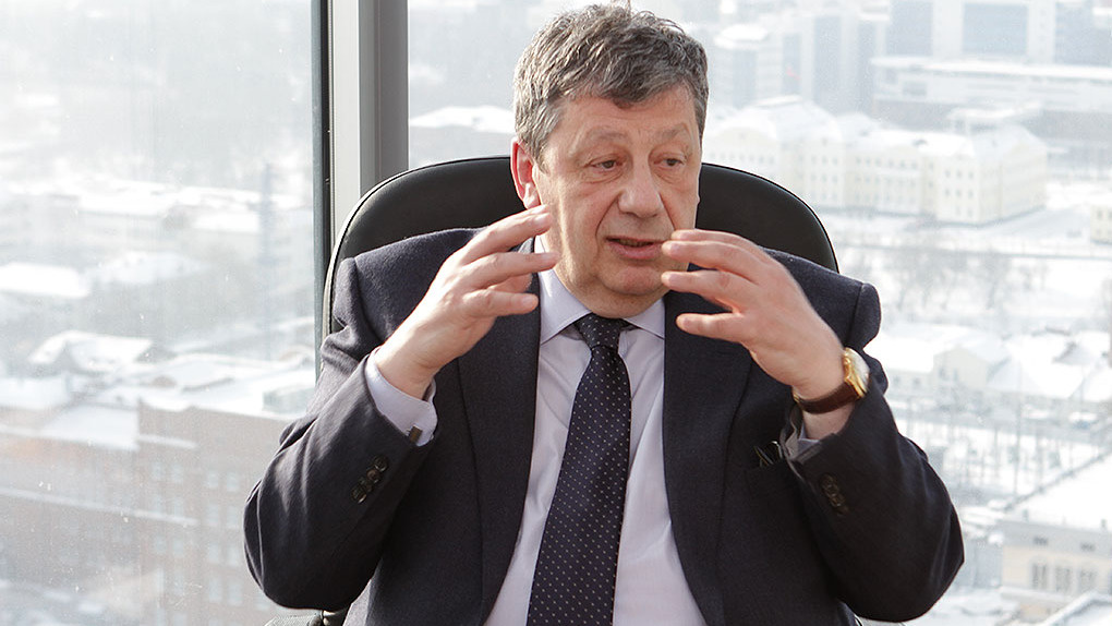 Аркадий Чернецкий: «Вторая ветка метро к 300-летию города — это очень напряженная задача. Но не утопия»