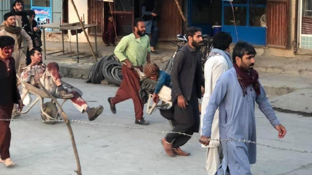 В Афганистане первый теракт после взятия власти талибами. Главное о взрыве в Кабуле