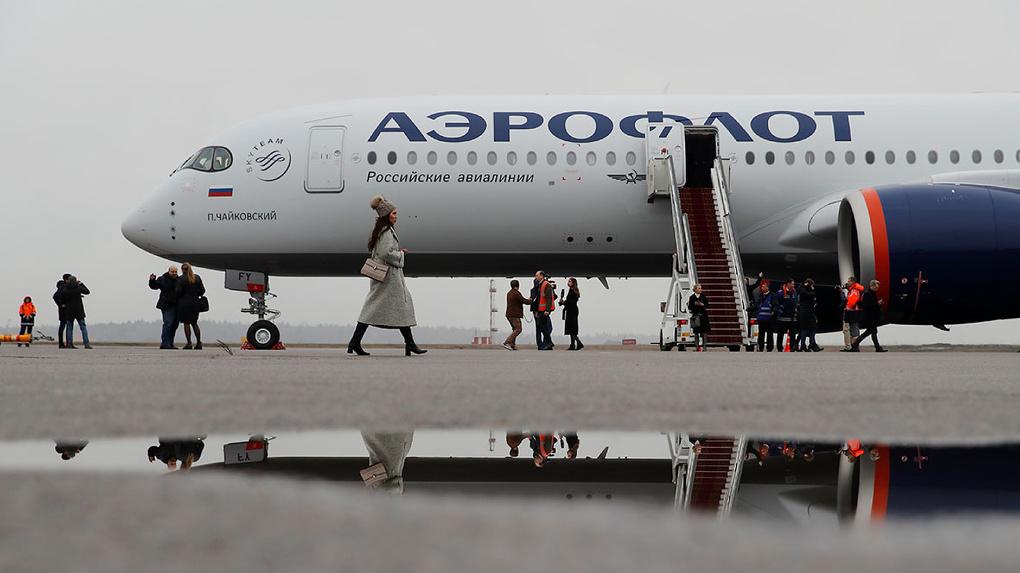 «Аэрофлот» объяснил, кого вывозил за границу «тайными рейсами» во время карантина