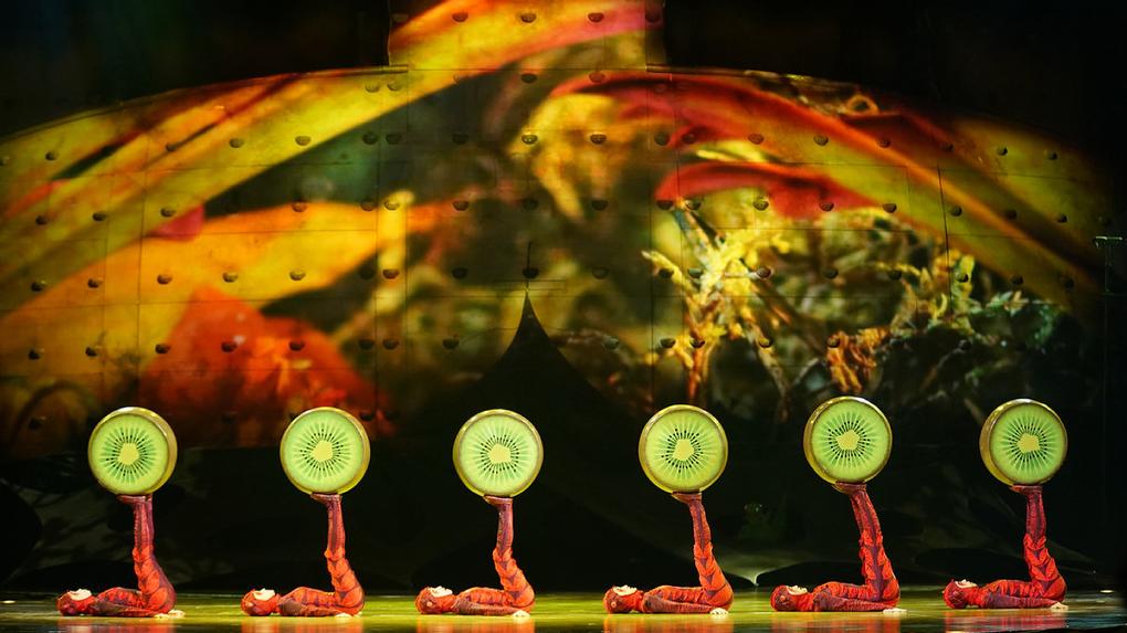 Уральская столица вновь увидит Cirque du Soleil