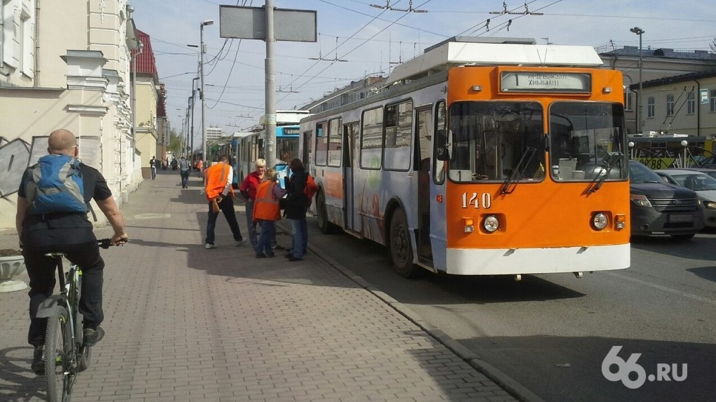 В Екатеринбурге презентовали новую транспортную схему. Список нововведений