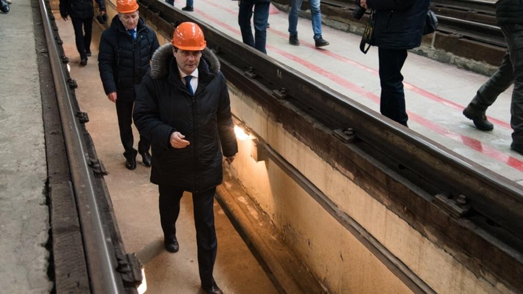 Александр Высокинский рассказал, когда начнется строительство второй ветки метро