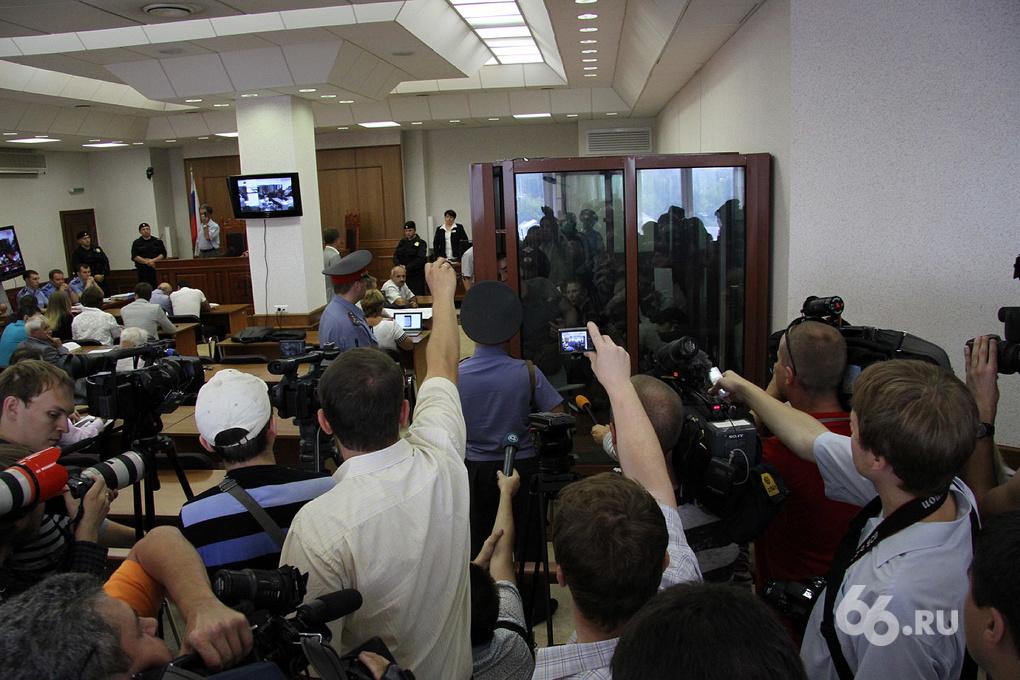Начался суд над еще двумя членами экстремистской ОПГ «Фольксштурм»