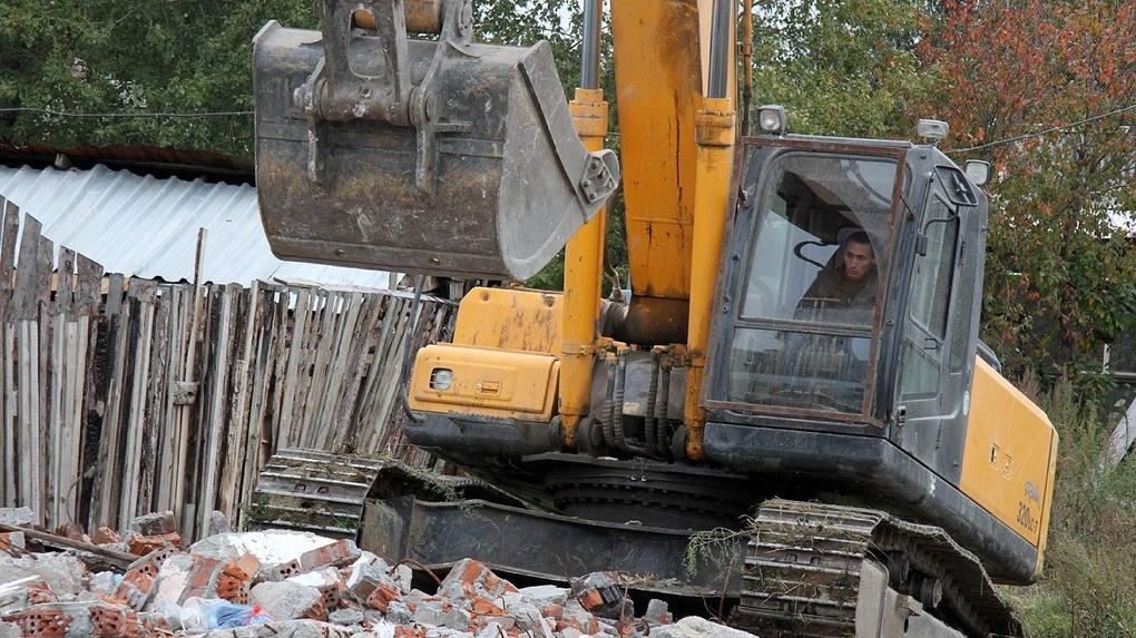 Депутаты Заксобрания одобрили план реновации в Екатеринбурге