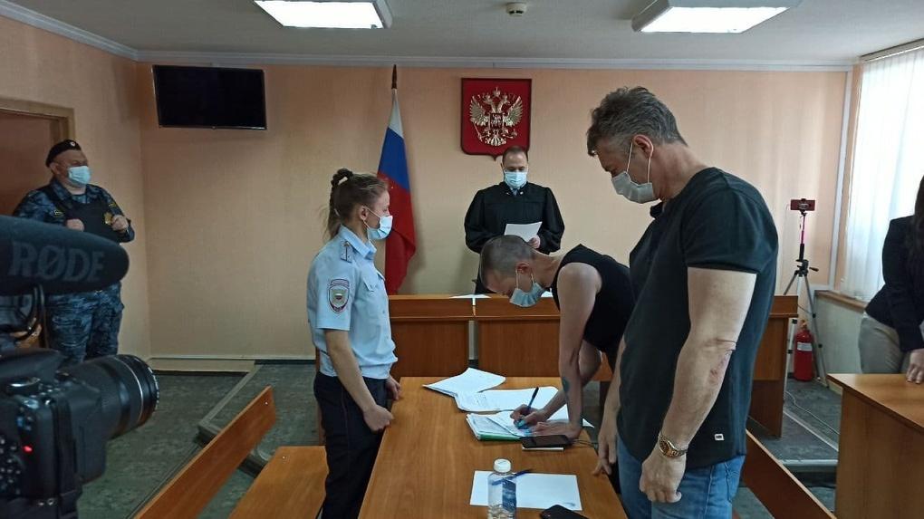 Евгения Ройзмана арестовали за организацию митинга в поддержку Алексея Навального