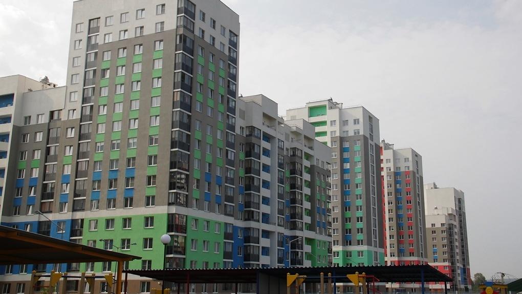 Строительство главных улиц Академического отложили на восемь лет
