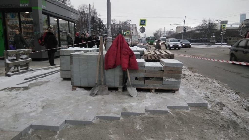 После провального ремонта тротуаров мэр придумал план, как избежать строительного ада в 2020 году