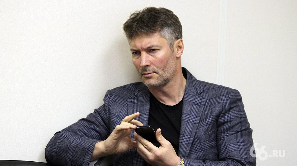 Евгений Ройзман: пока во власти нет педофилов, убийц и наркоторговцев, я буду выстраивать с ней отношения