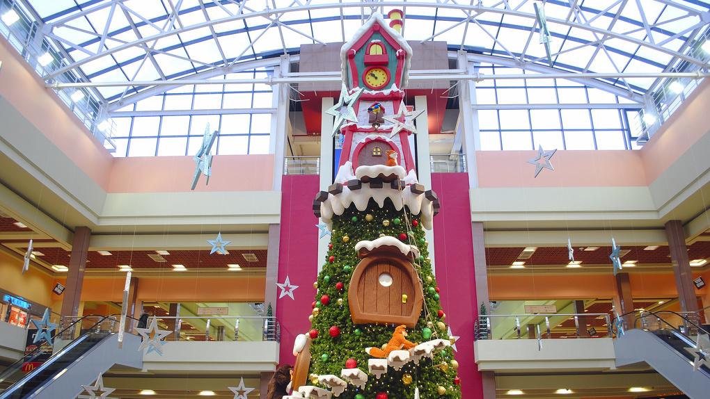В ТРЦ «Карнавал» состоится праздничное открытие резиденции Деда Мороза