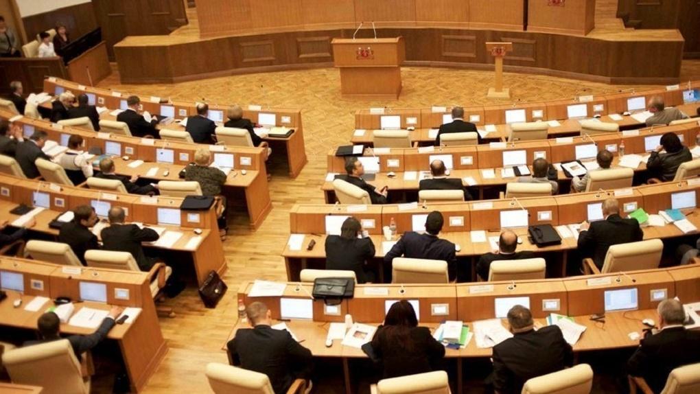 Прокуратура требует лишить мандатов десять депутатов Законодательного собрания. Имена