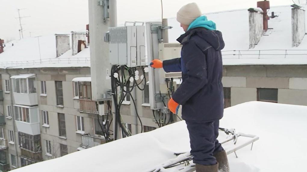 Урал уходит в интернет. В Свердловской области масштаб 4G-сети за год вырос на 25%