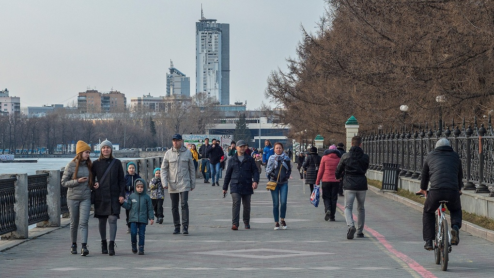 У Екатеринбурга индекс самоизоляции один из самых низких в стране. «Яндекс» объяснил, как его измеряли