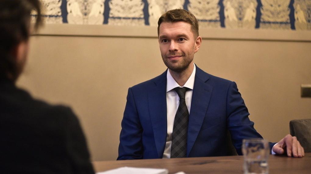 Спикер гордумы Игорь Володин отправил в отставку председателя комиссии по МСУ Алексея Вихарева
