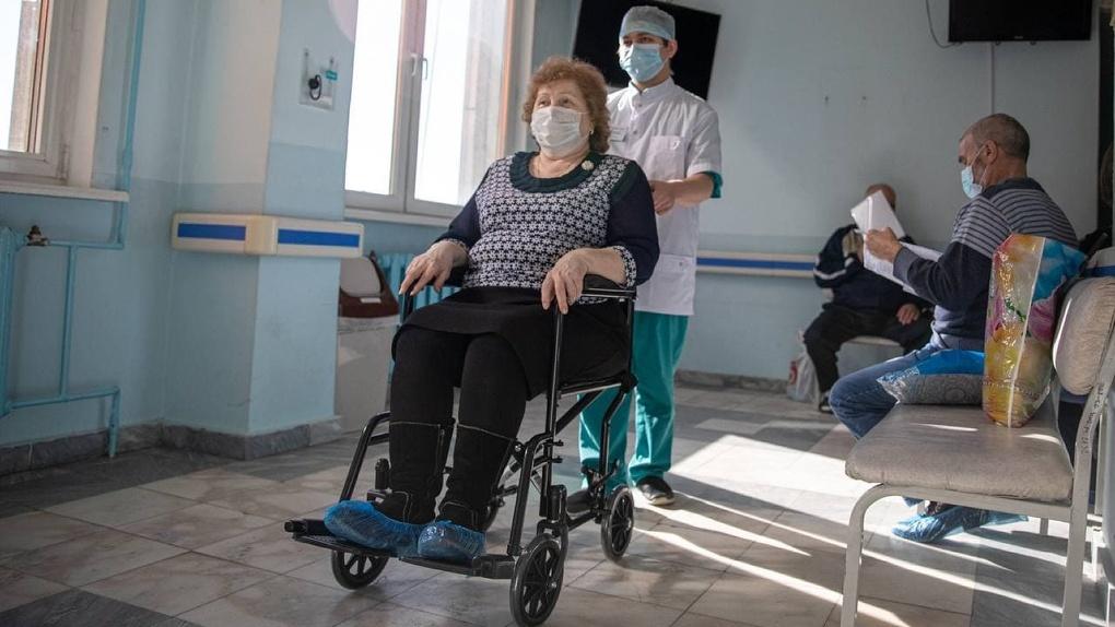В свердловском онкодиспансере открыли службу сопровождения инвалидов