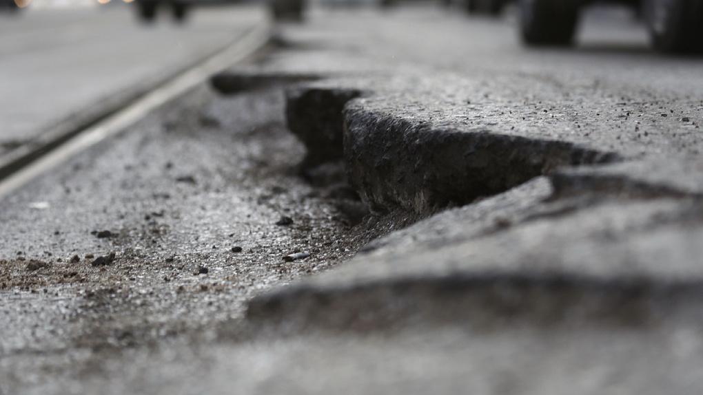 Подряды по путинскому проекту «Безопасные дороги» в Екатеринбурге отдали компании-бракоделу
