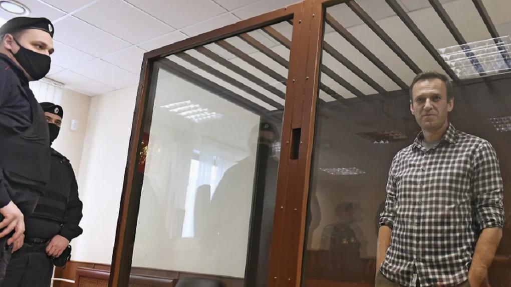 Алексею Навальному предъявили обвинение по новому уголовному делу