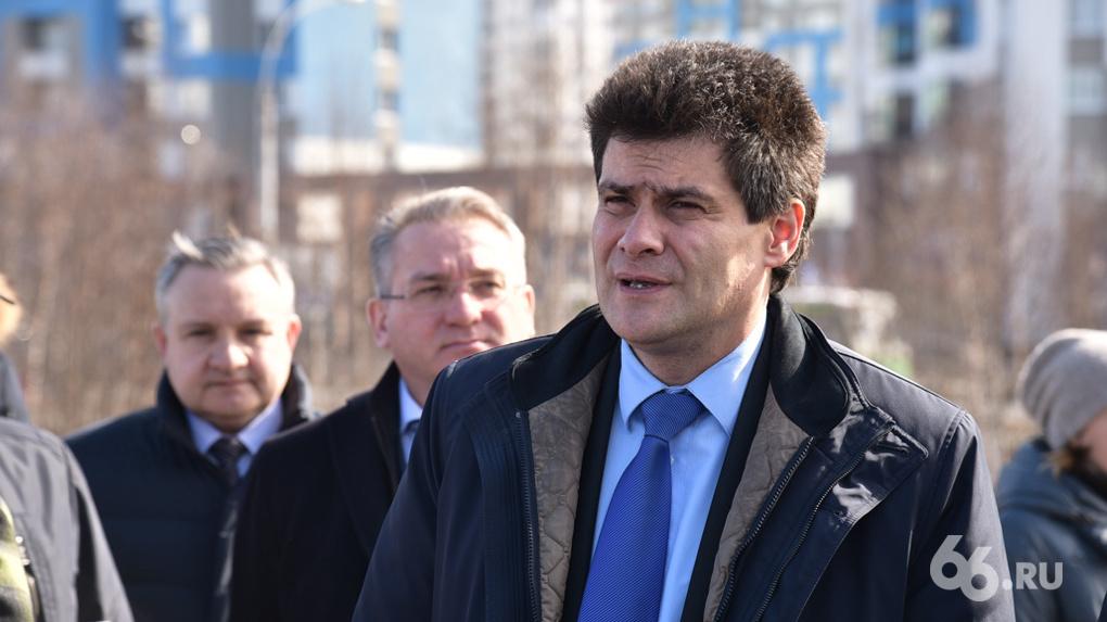 Александр Высокинский стал куратором реновации