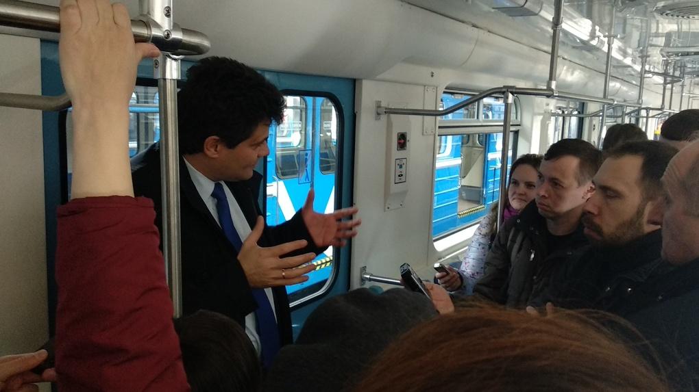 Метрополитен возьмет новый кредит на полмиллиарда, чтобы оплатить ремонт вагонов