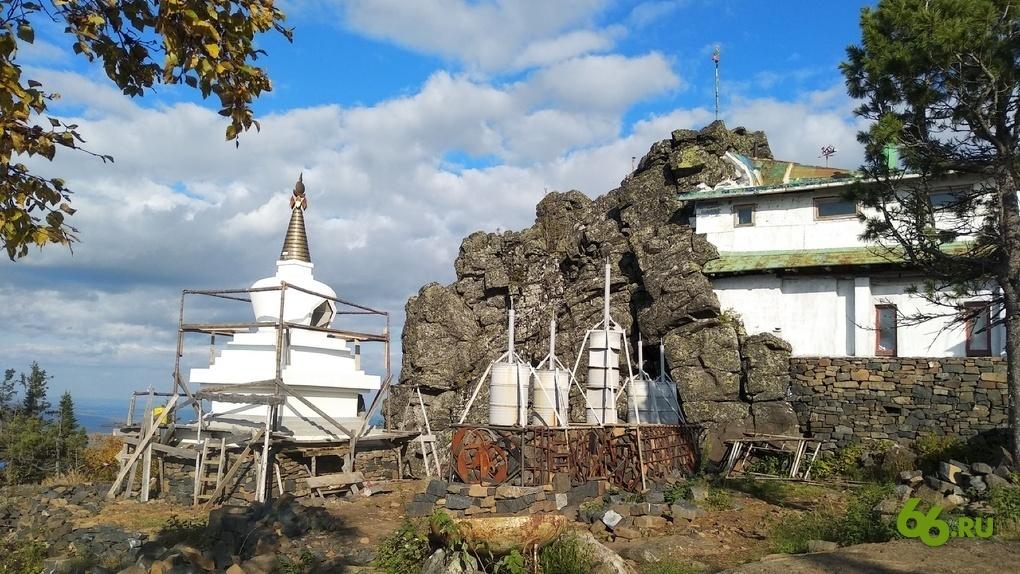 ЕВРАЗ ограничил посещение буддистского монастыря «Шедруб Линг» в Качканаре