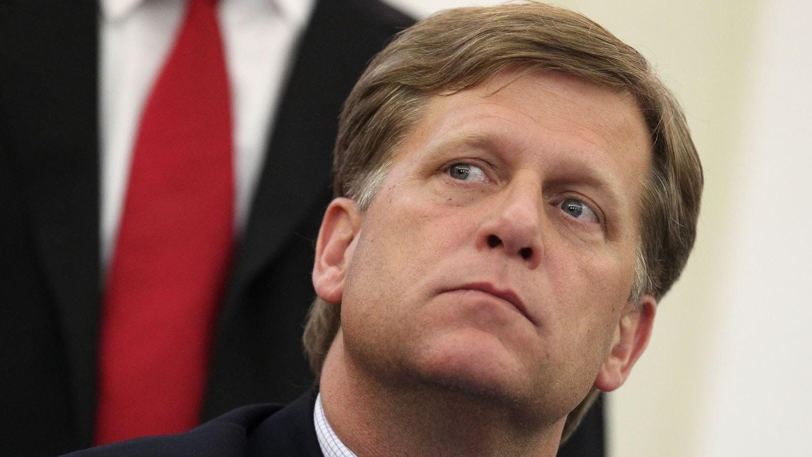 Макфол дал комментарий опланах закрыть Государственную думу РФдля корреспондентов изсоедененных штатов
