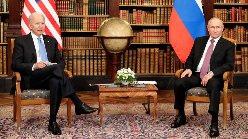 Владимир Путин впервые встретился с президентом США Джо Байденом. Краткие итоги