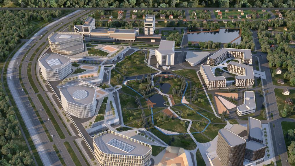 На Широкой Речке построят IT-деревню и расширят две улицы