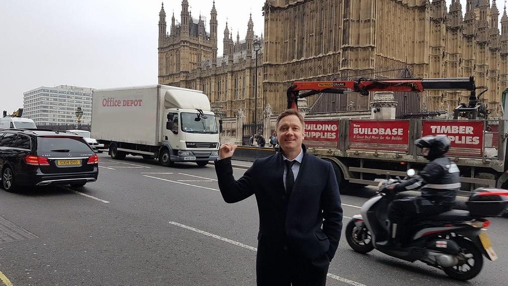 Беглый бизнесмен Сергей Капчук спрятался от британских спецслужб в российском посольстве в Хорватии