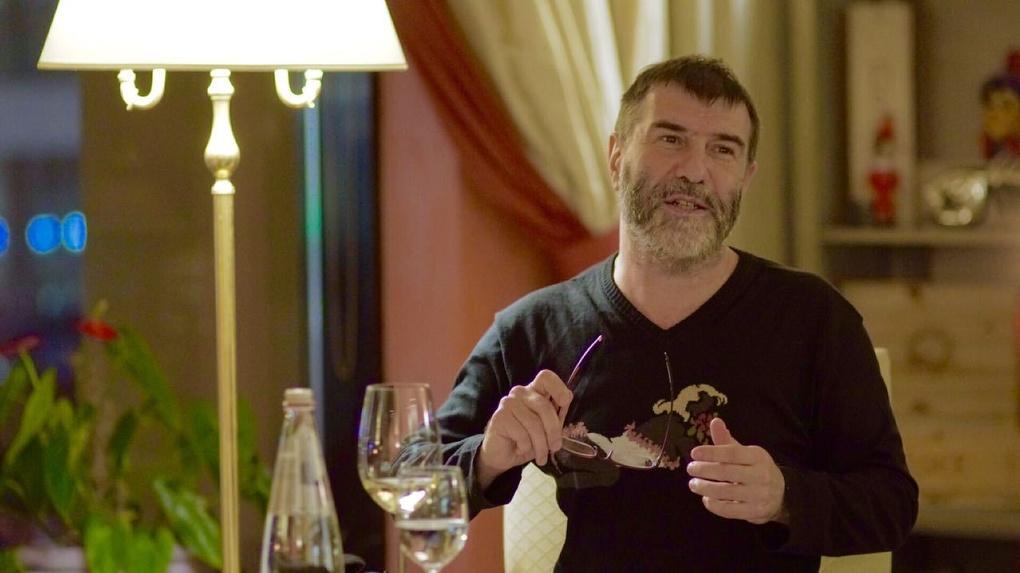 After-party от Гришковца: писатель прочитал главы из нового романа на закрытой встрече в ресторане