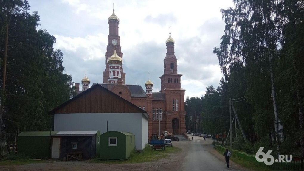 Росреестр оспорил право Екатеринбургской епархии на монастырь экс-схиигумена Сергия