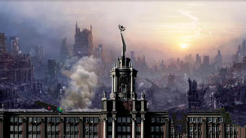 Мы все проснемся в «Матрице». Мрачный прогноз мэра Екатеринбурга о будущем после коронавируса