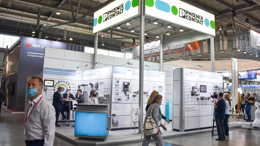 Компания Phoenix Contact представила на выставке «ИННОПРОМ-2021» передовые решения в электроэнергетике