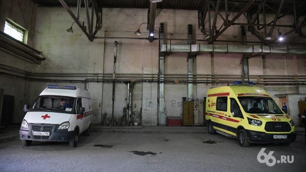Свердловская область потеряет 380 млн рублей на транспортном аутсорсинге скорой помощи