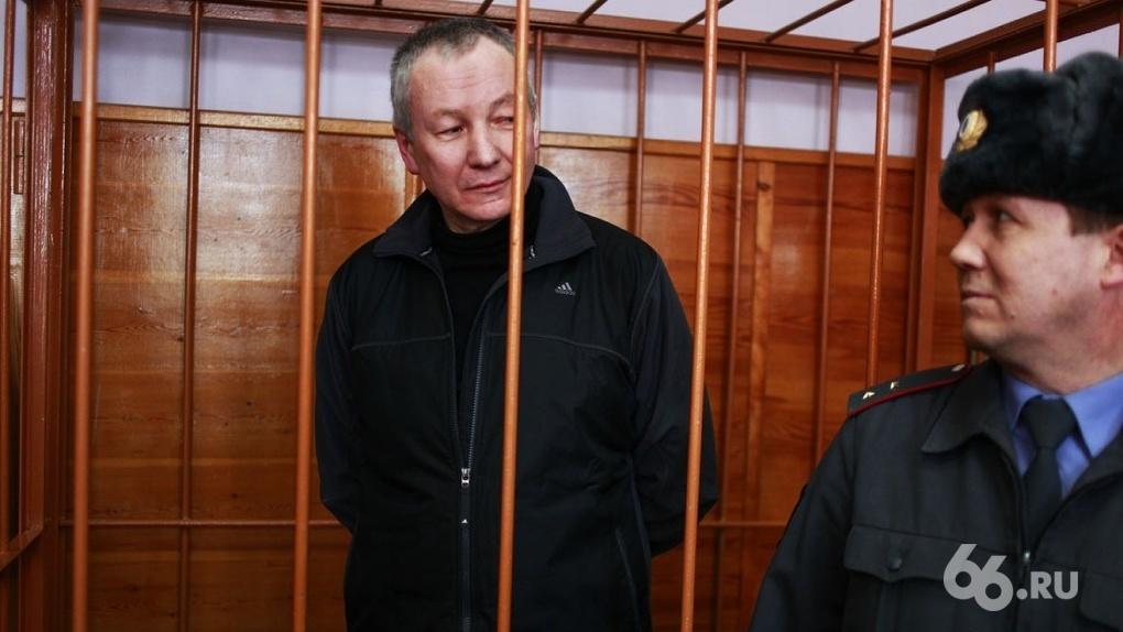 Бывшего вице-мэра Екатеринбурга Виктора Контеева обвинили по еще четырем уголовным статьям