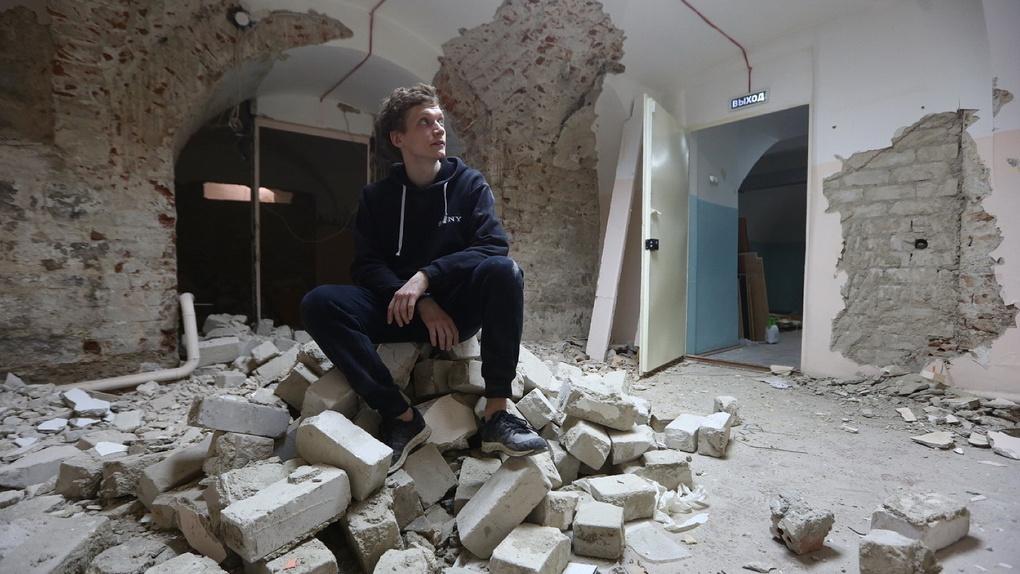 К ЧМ-2018 вице-президент «Города без наркотиков» откроет в центре Екатеринбурга приют для бездомных