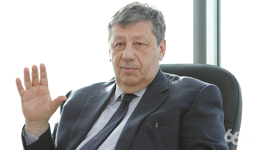 Аркадию Чернецкому семьдесят. Правила жизни бывшего главы Екатеринбурга