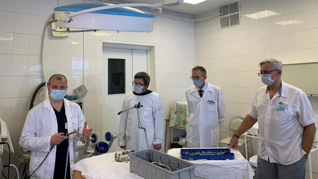 Калужская областная клиническая детская больница получила инновационное оборудование